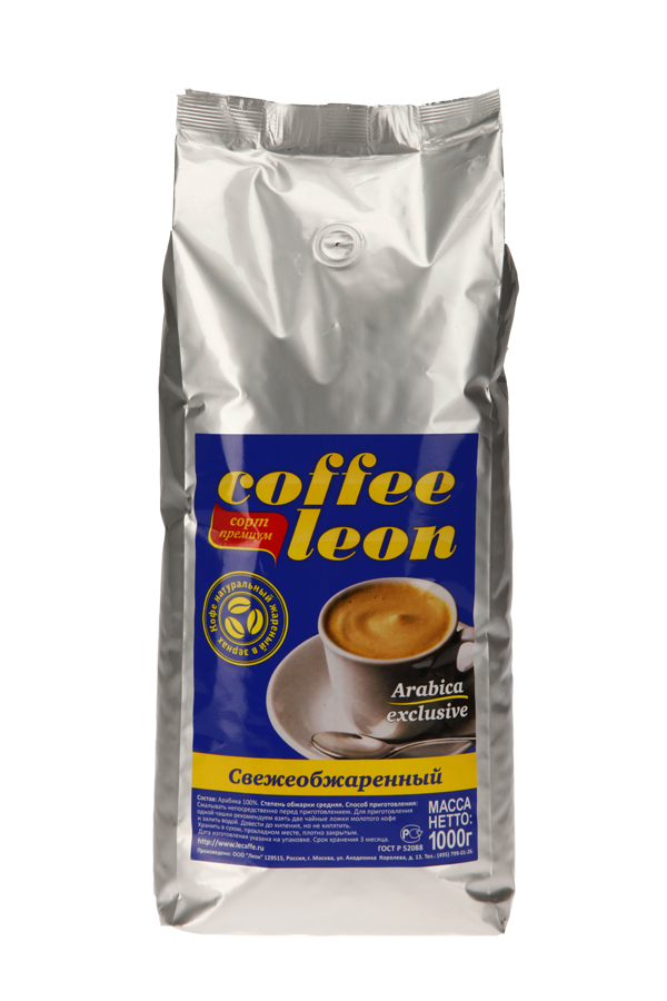 Leoncoffee exclusive